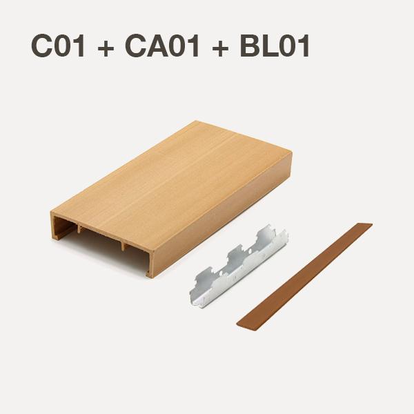 C01+CA01+BL01-Oak