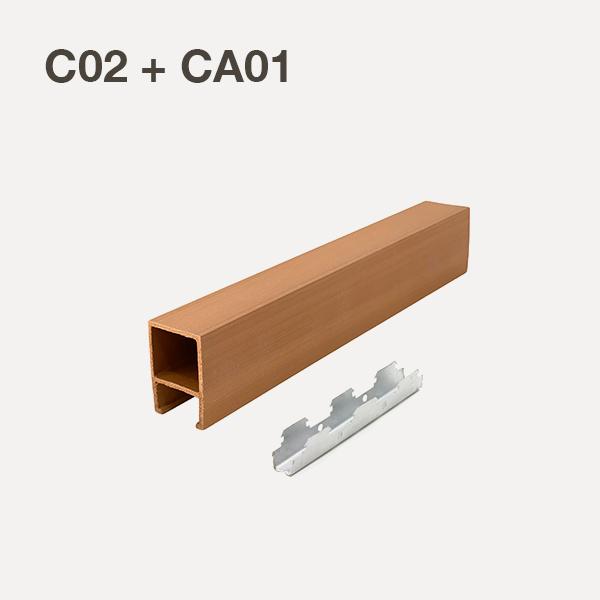 C02+CA01-Oak