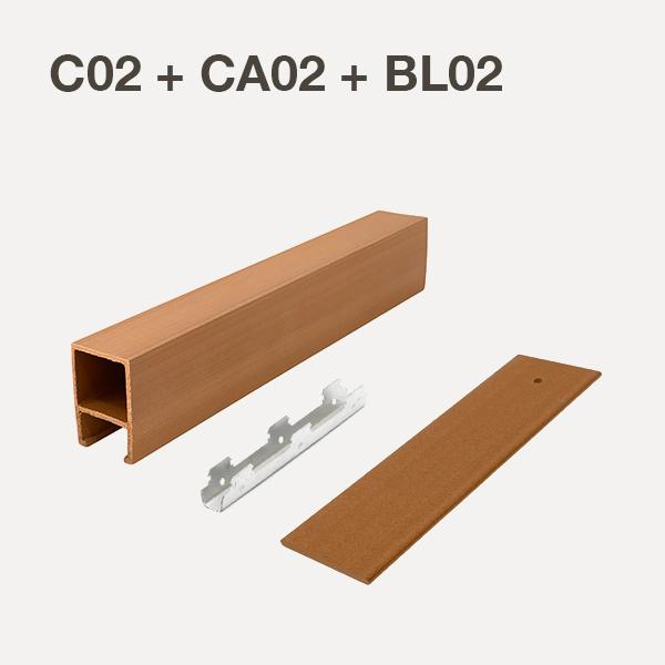 C02+CA02+BL02-Oak