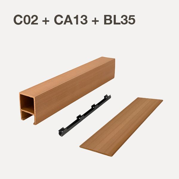 C02+CA13+BL35-Oak