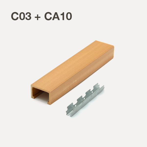 C03+CA10-Oak