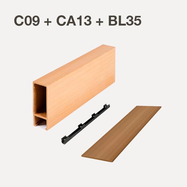 C09+CA13+BL35-Oak
