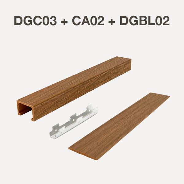 DGC03+CA02+DGBL02-Teak
