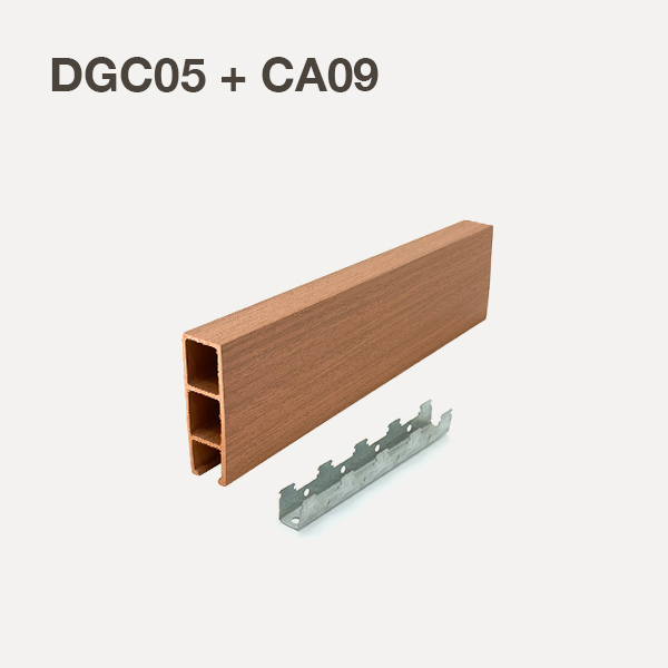 DGC05+CA09-Teak
