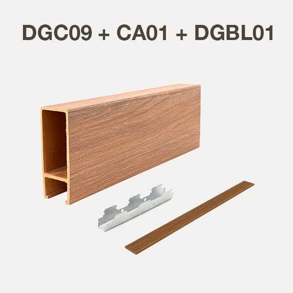 DGC09+CA01+DGBL01-Teak