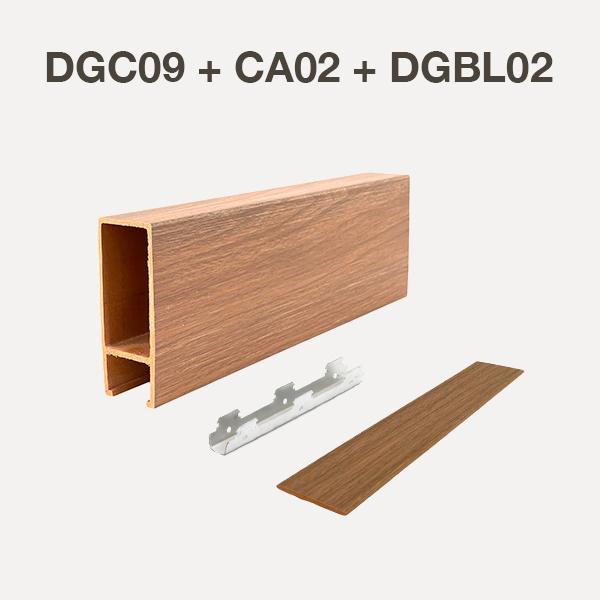DGC09+CA02+DGBL02-Teak-Brushing